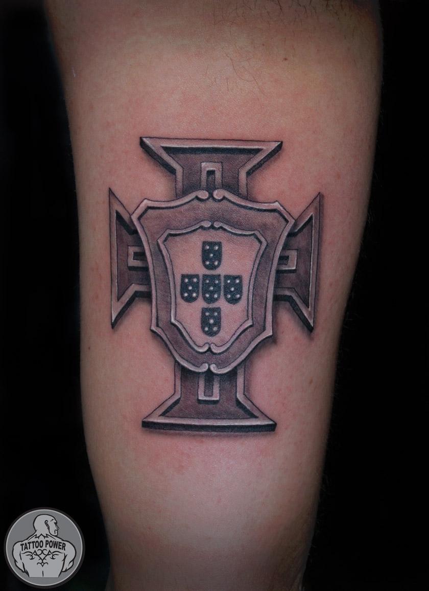 Tattoo Power Quinas Portugal