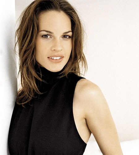 hilary swank hot. Hilary Swank