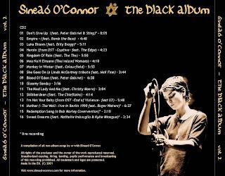 bootslive sin233ad oconnor the black album 2