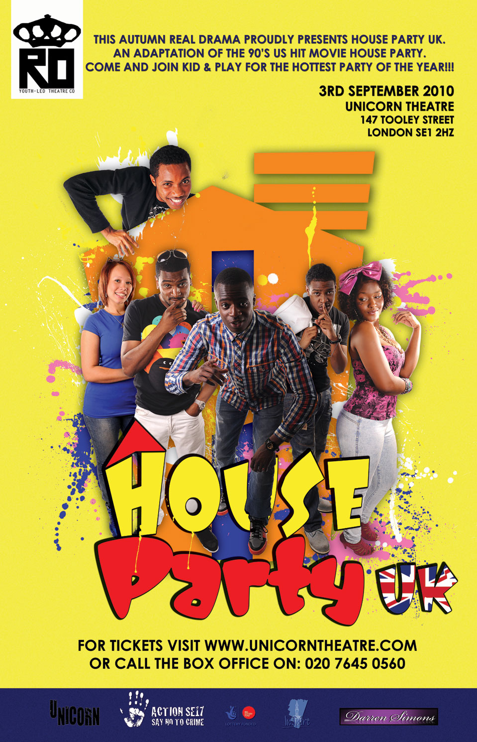 House party 2 cast : Kevin smith tv series