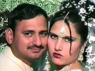 HAPPY PAST: Sabra says she was deserted by Major Chandrasekhar Pant after he married her.
