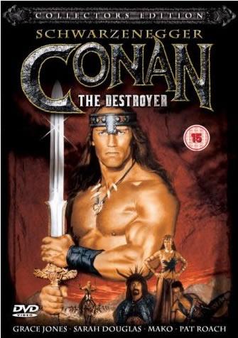 Conan O Destruidor Dublado