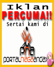 Iklan PERCUMA di ~ Portal Niaga Anda ~