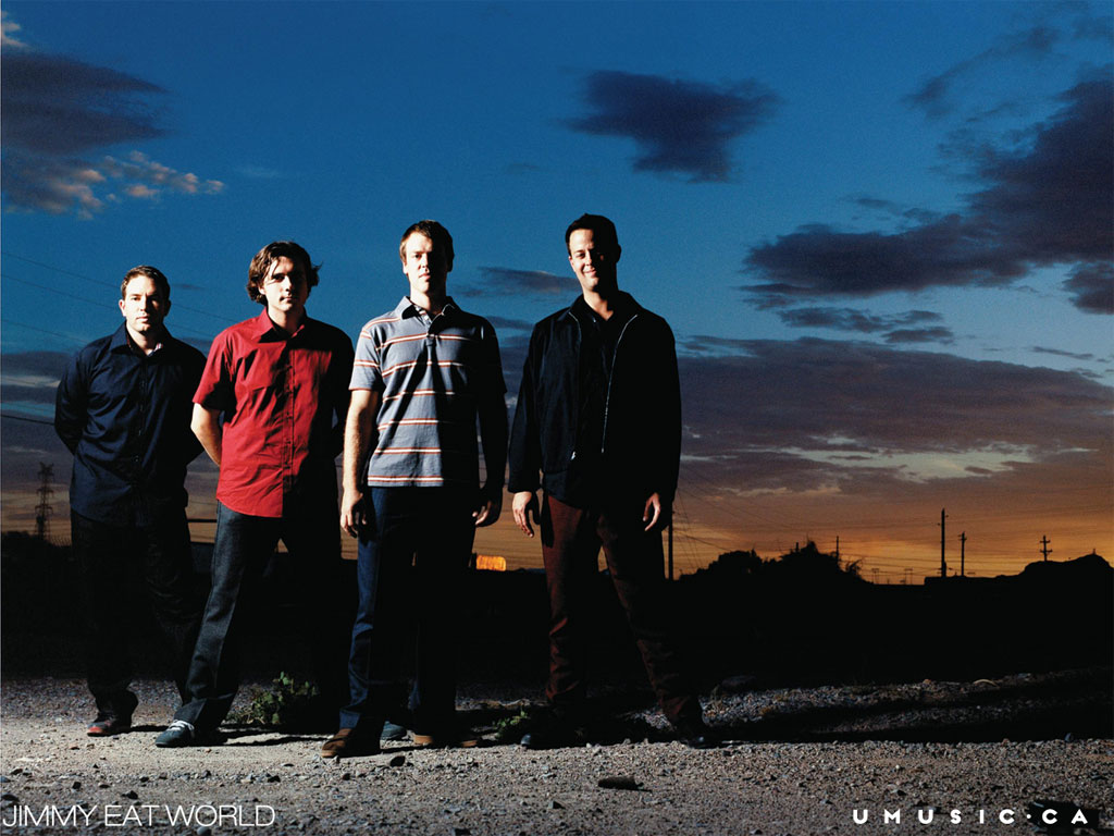 JIMMY EAT WORLD MUSIC