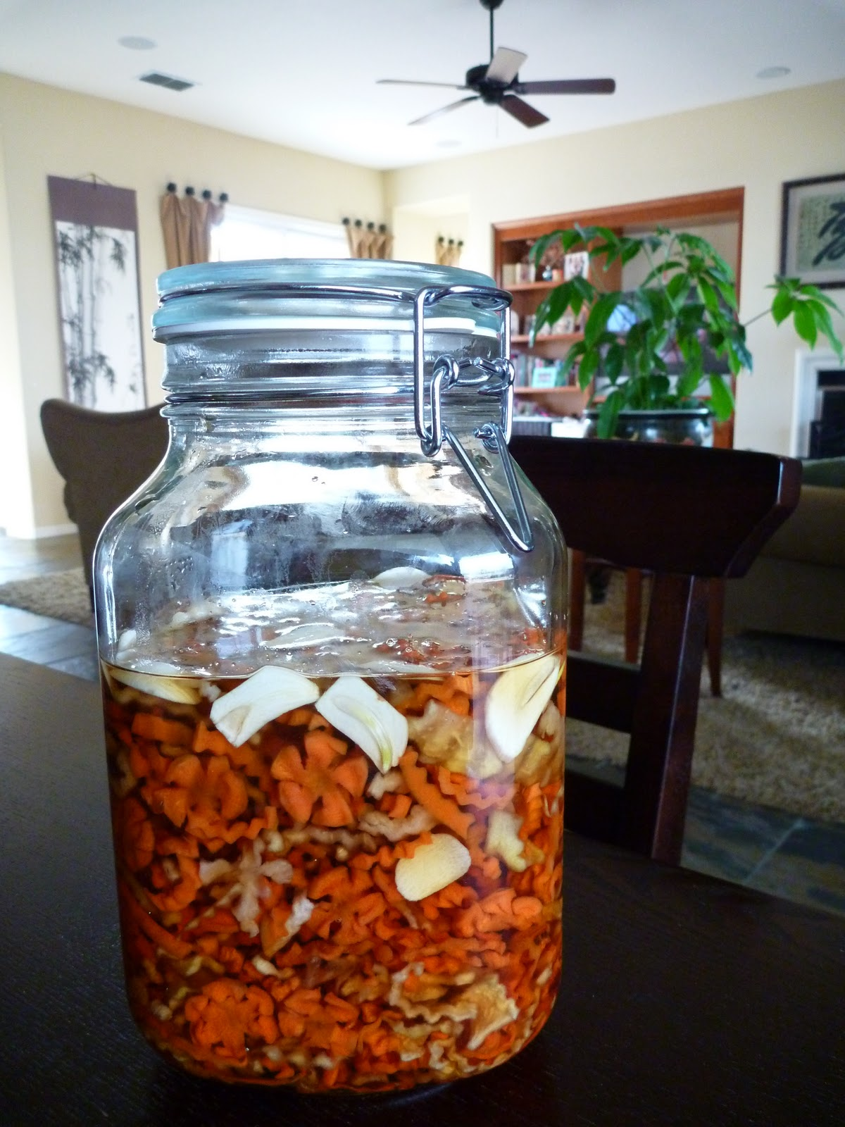 The spices of life d a m n pickled vegetables in for Viet huong fish sauce