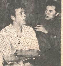 YO Y SERGIO MAGAÑA