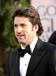 Patrick Dempsey-Versace's New Face