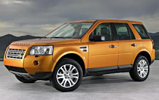Land Rover Freelander Car