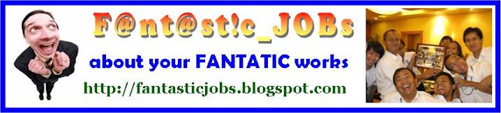 Super Sukses & Fantastic Jobs
