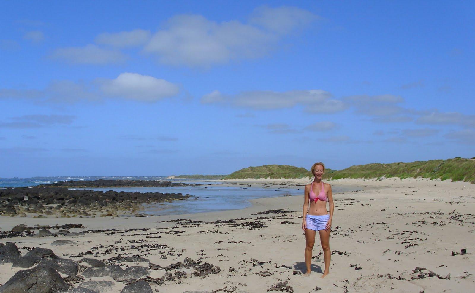 This Is Where The Devil I Am Killarney Beach Warrnambool
