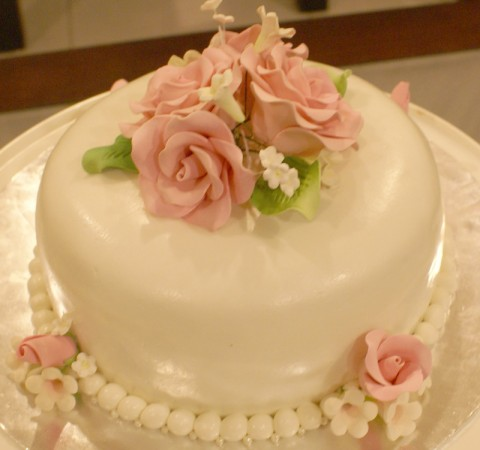 Secret Recipe Malaysia Fondant Cake