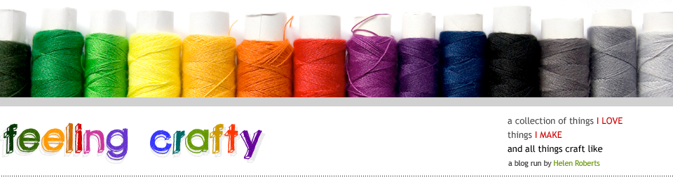 FEELING CRAFTY | Helen Roberts | Contemporary Craft & Textiles