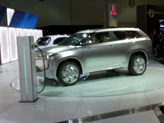 The PX-MiEV plug-in hybrid concept is a great new plug-in hybrid concept from Mitsubishi.