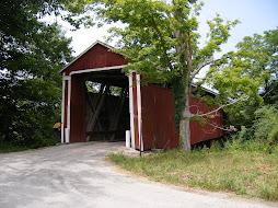 Coverd Bridge in southern In.