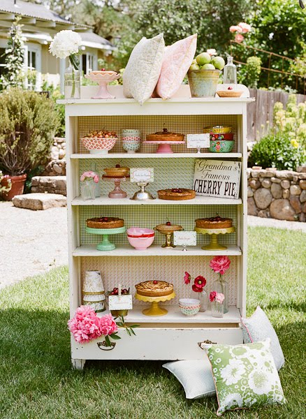 Vintage Home Garden HELP WANTED birthday party planner