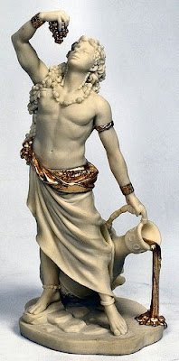 Greek mythological figures: July 2009
