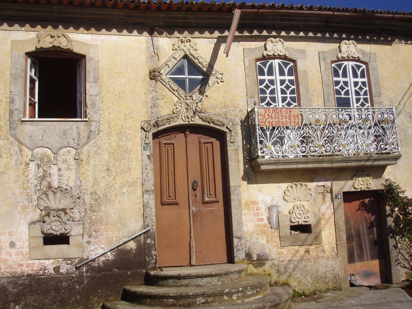 Vende casa de brasileiro para restaurar em beij s - Casa para restaurar ...
