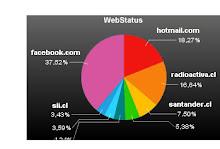 Estado de Utiización de Internet en Funcionarios Públicos y Privados