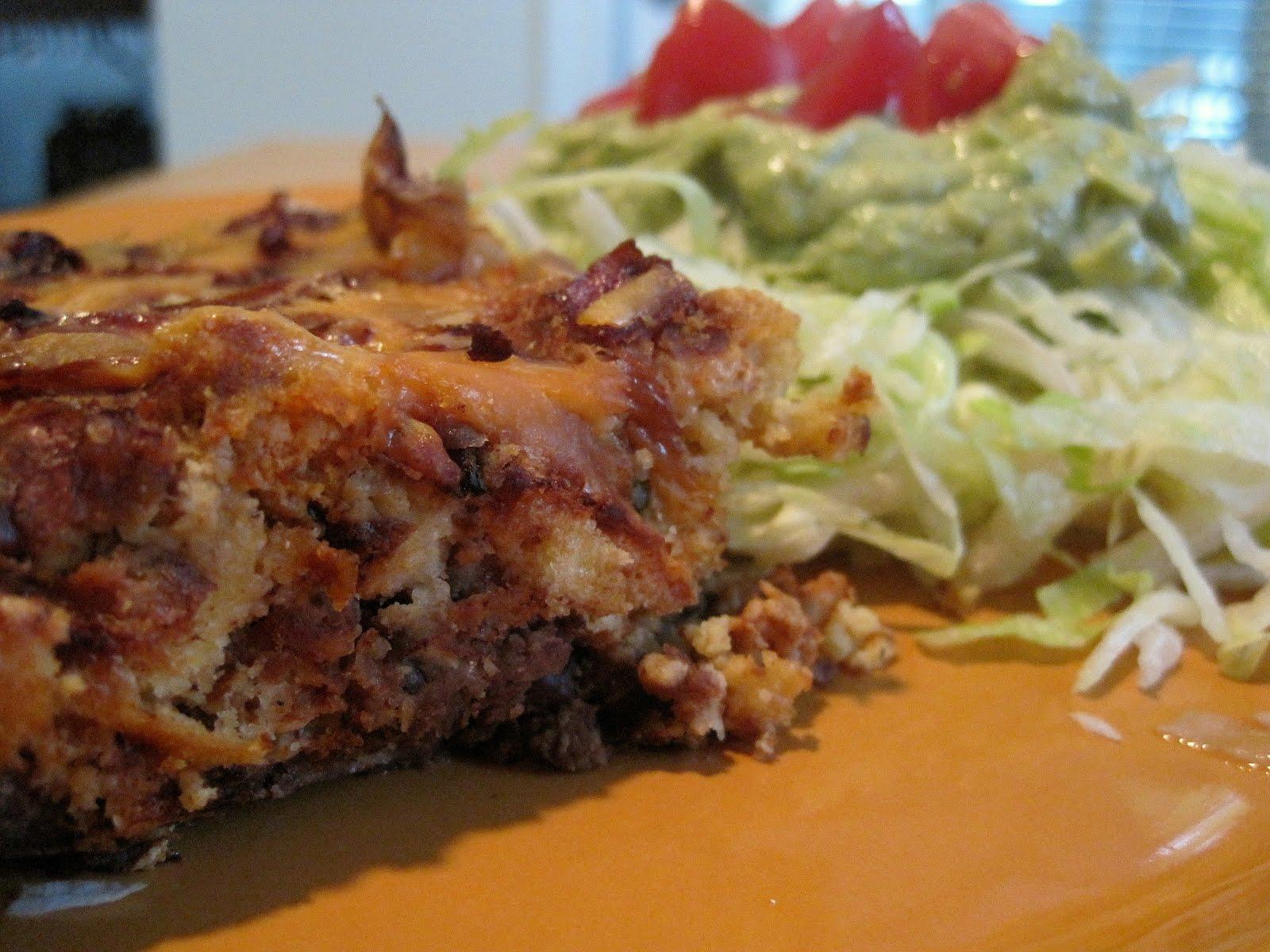 My Summer of Weight Watchers: Turkey Tamale Pie served ...