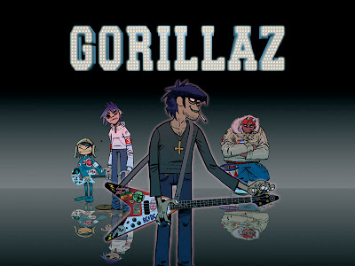 gorillaz-animation, gorillaz wallpaper, gorillaz picture, gorillaz photo