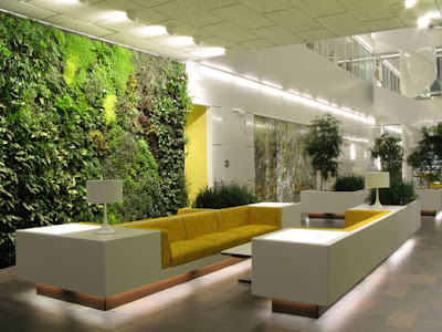 indoor-garden-combination-modern-and natural-interior- style