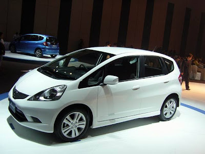 Honda Jazz 2009 Modified. Honda Jazz 2009 White. All New Honda Jazz is still a