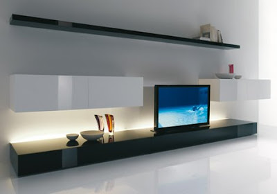 Modular-living-room-and-simple-home-entertainment