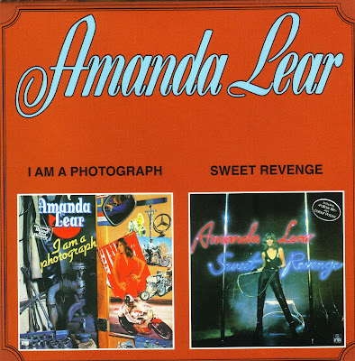 Amanda Lear - I Am A Photograph (1977) & Sweet Revenge (1978) disco classic albums [2 albums on 1 CD special limited edition] High Quality 320kbps