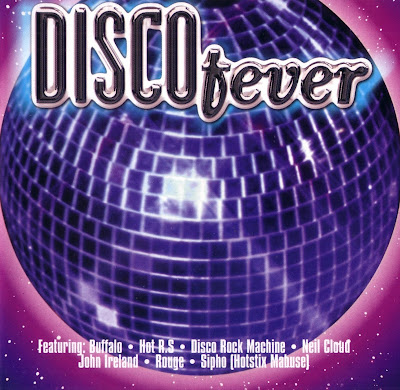 DISCO Fever - Various Artists 2CD Classic (RARE ORIGINAL SOUTH AFRICAN DISCO HITS) 70\'s & 80\'s \