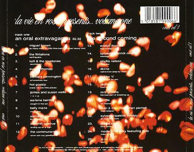 la vie en rose presents...volume 1 (hi-nrg mix) 80's