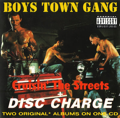 Boys Town Gang - Cruising The Streets & Disc Charge (2on1 CD) gay disco ...