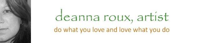 deanna roux, artist