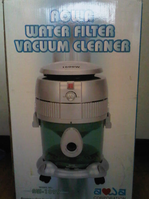 Dijual Water Filter & Vacuum Cleanner
