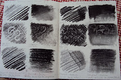 Exercise using charcoal