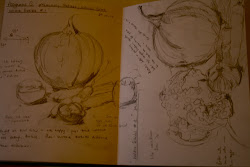 "Sketches of ""harvest Festival"""