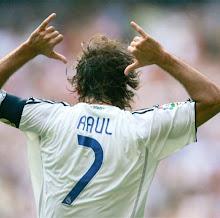 """Birimiz için futbol Raul""""dür"""