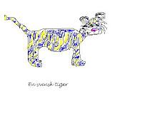 En svensk tiger av Fia Olsson