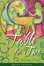 Order Your Copy of Table for Two Today. Click Here.