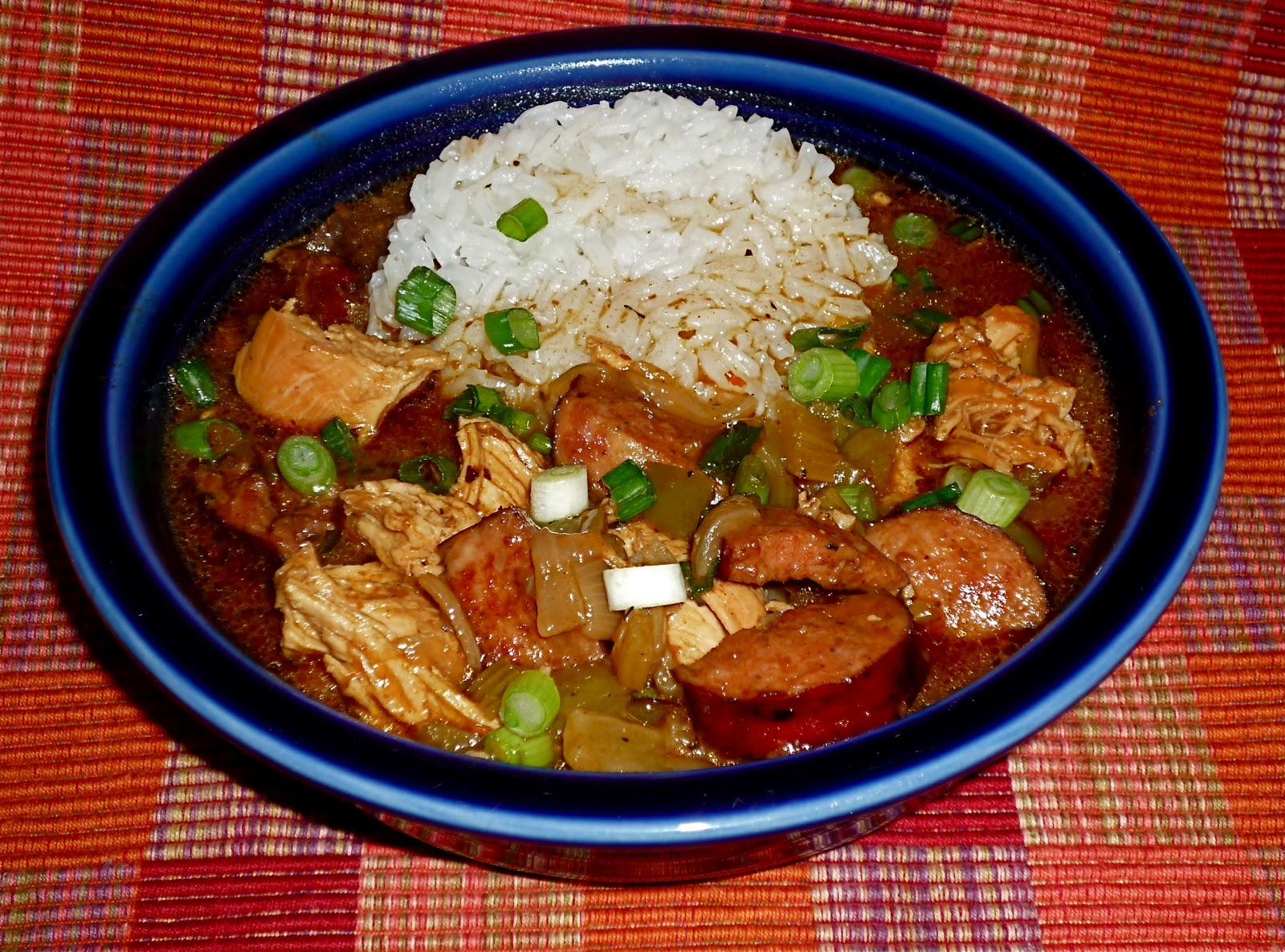 Easy gumbo roux recipe
