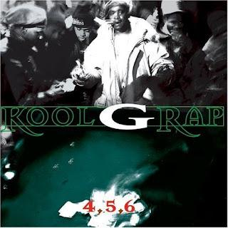 Kool G. Rap - 4,5,6 (1995)