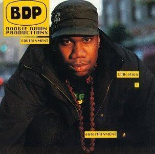 Boogie Down Prod. - Edutainment (1990)
