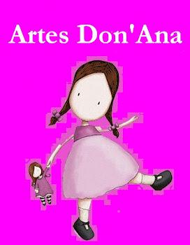 Artes Don'Ana - Artesanato em tecido e feltro