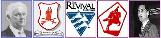 Revival Churches Discussion forum