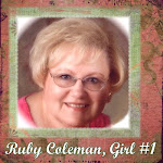 Ruby Coleman, blog partner