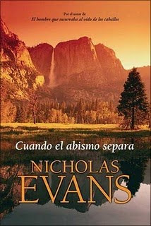 Cuando el Abismo Separa por Nicholas Evans