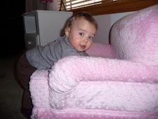 Still loves her chair