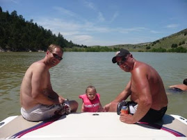 Uncle Brad - I had such a great time on the water...