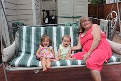 We love Grandma (MaaMaw) Linda