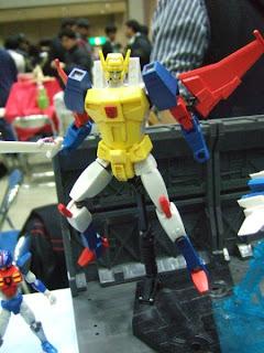 Custom Transformers From Cybertron: Masterforce: Metal Hawk!!!