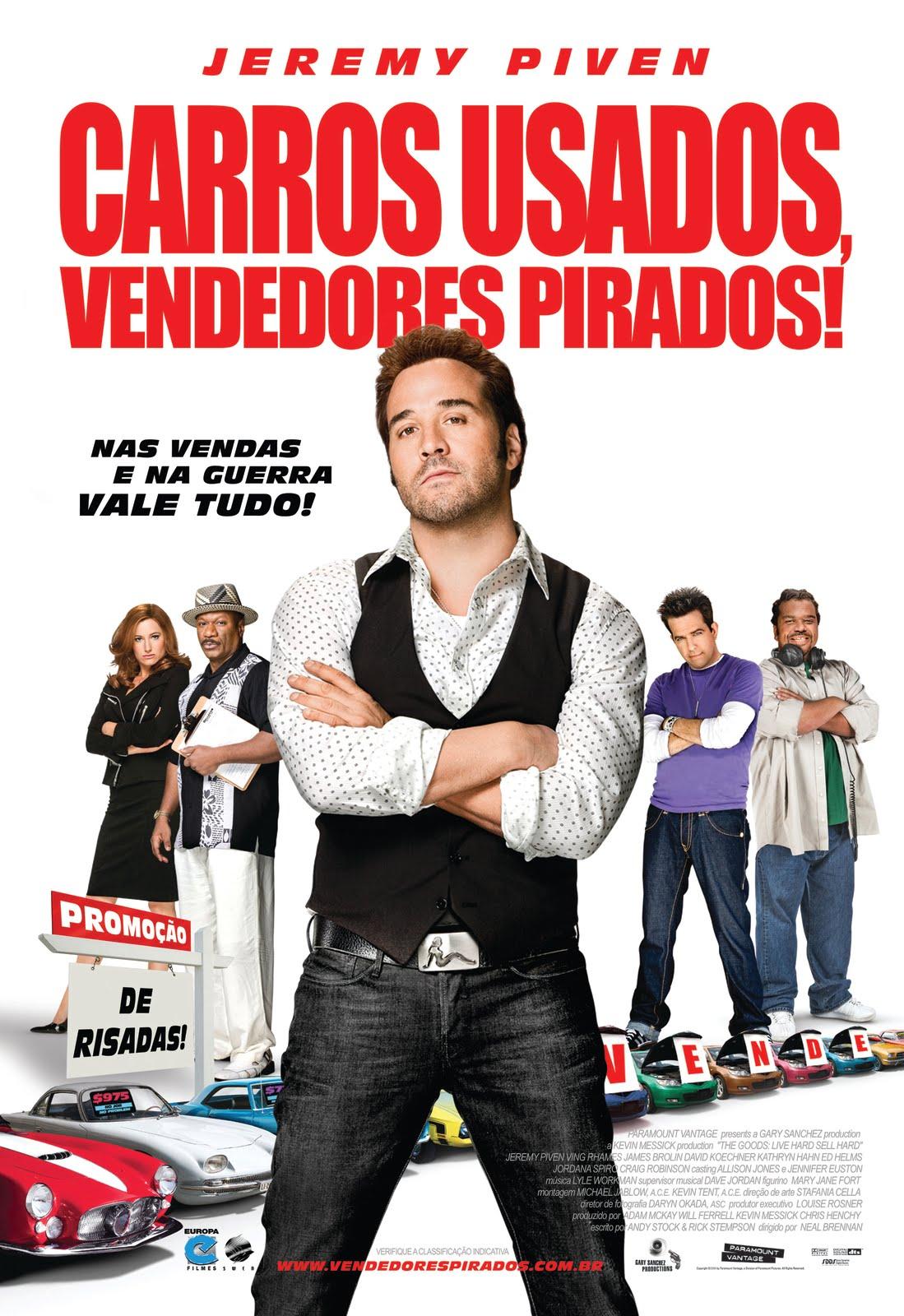 Carros Usados  , Vendedores Pirados – Dublado – 2010